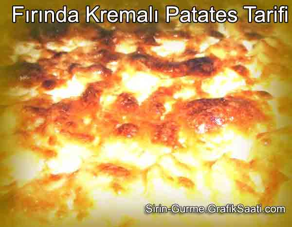 Fırında patates tarifi patetes yemeğive Kumpir tarifleri