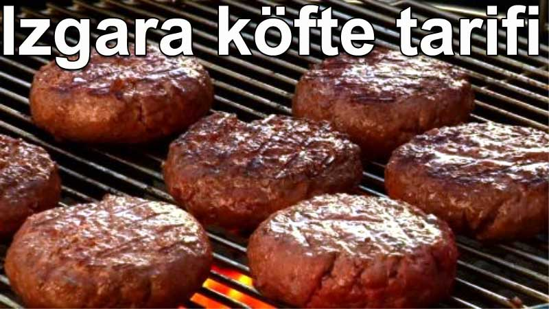 Izgara köfte tarifi, barbekü yapımı, nasıl yapılır - Köfteler ve köfte çeşitleri yemek tarifleri | Şirin Gurme kolay ve pratik ev yemekleri yemek tarifleri yemekler tarifi tarifler