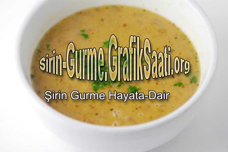Arpa tel şehriye çorbası tarifleri hayata dair yemekleri