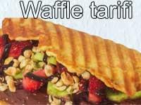 Waffle makinesi olmadan tost makinesiyle Waffle yapımı | Tost ve aperatif yiyecekler